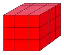 Red block puzzle