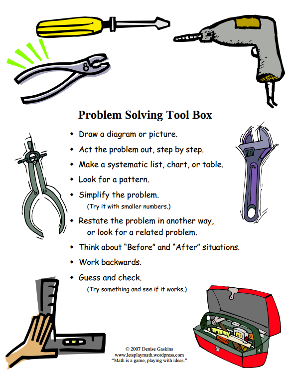 ProblemSolvingToolBox