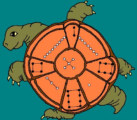 Lo-shu turtle