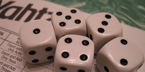 yahtzee-dice