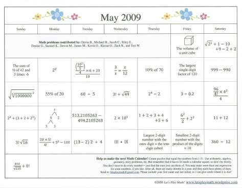 may-math-calendar