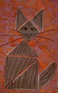 tangram-cat