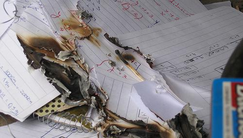 Burnt Algebra