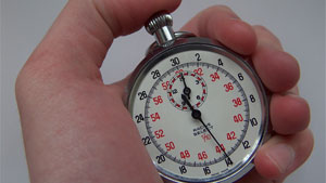 stopwatch hand by nDevilTV