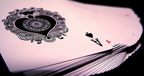 ace of spades card deck