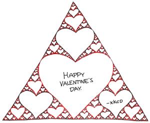 xi valentine math