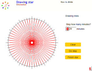 Drawing Star