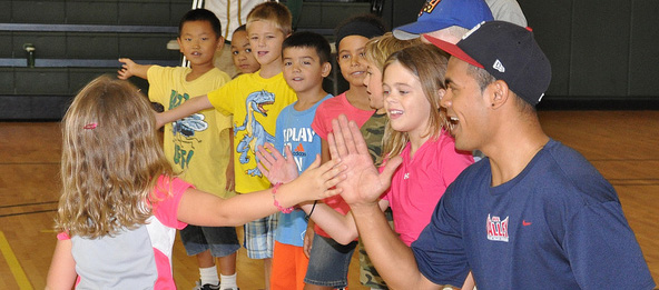 Youth Sports Baseball Camp