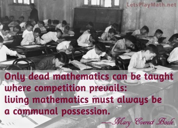 Only-dead-mathematics