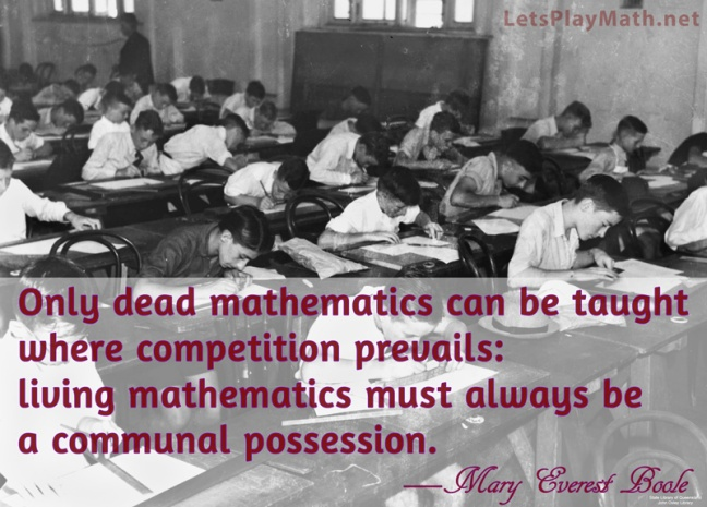 Only-dead-mathematics