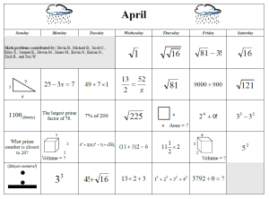 algebraic equations worksheets with answers