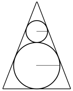 how tall is triangle