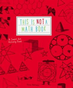 This is not a math book cover