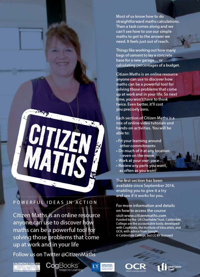 Citizen-Maths