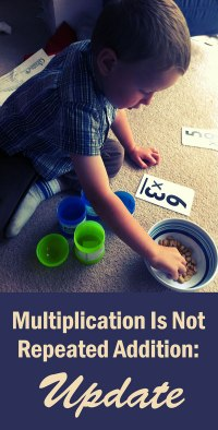 Multiplication Is Not Repeated Addition: Update