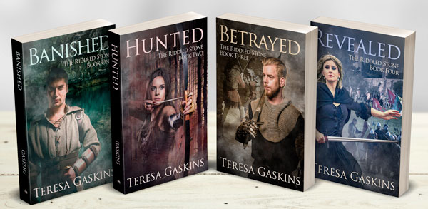 Fantasy Series by Teresa Gaskins