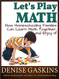 Let's Play Math book on Amazon.com