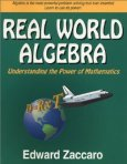 Zaccaro-Real World Algebra