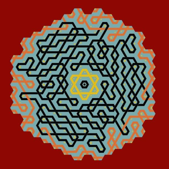 Reimann-hexagon