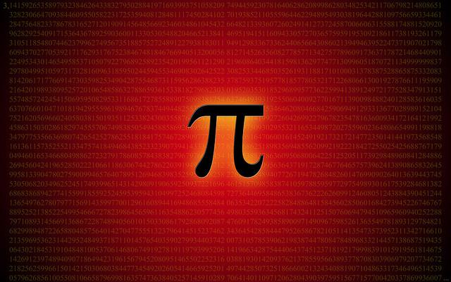mathematical term pi