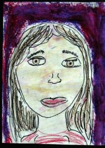 Self-Portrait: Eden
