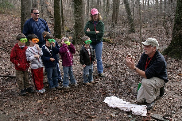 First Grade Outdoor Education