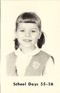 Marie Foss 1st Grade Age 6