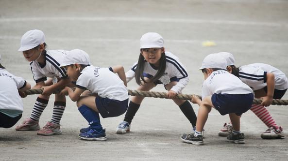 SAKURAKO - Kindergarten Sports Festival