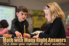 Math-with-Many-Right-Answers