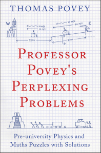 Professor Povey cover