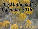 2016 math calendar