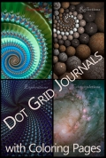 Dot Grid Journals