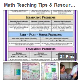 Math Teaching Tips
